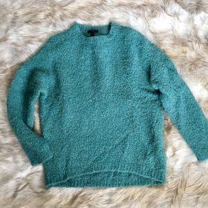 J. Crew Boucle Wool-blend Sweater